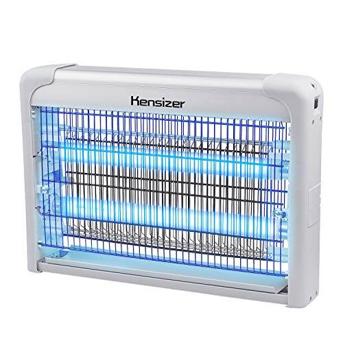 Kensizer Bug Zapper Electric Indoor Insect Killer Mosquito, Bug, Fly and Other Pests Killer, Powerful 2800V Grid 20W Bulbs