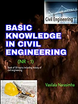 Book cover image for Basic knowledge in Civil engineering