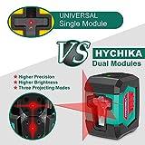 Zoom IMG-1 livella laser 15m hychika autolivellante