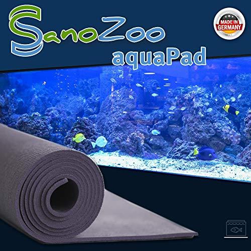 SanoZoo AquaPad - die Aquarienthermounterlage, rutschtfest, Made in Germany 60x100cm