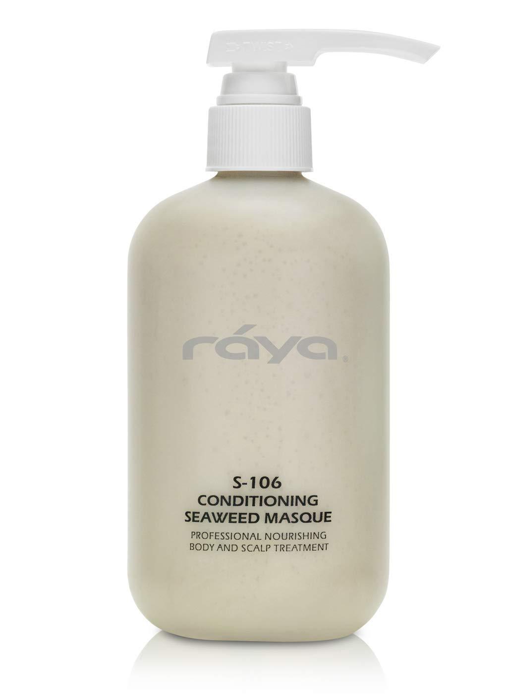 RAYA Conditioning Seaweed お歳暮 メーカー公式 Masque 16 Nourishing and S-106 oz