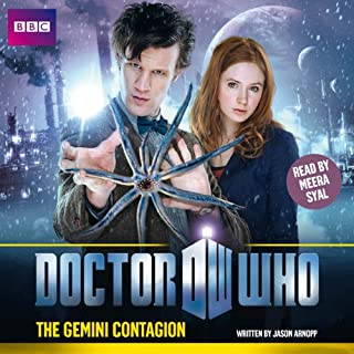 Doctor Who: The Gemini Contagion cover art