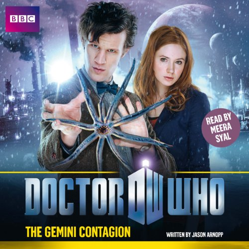 Doctor Who: The Gemini Contagion audiobook cover art