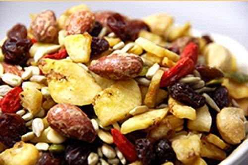 ナッツ&ドライフルーツどっさり1kg 3個セット ※木の実やナッツ、フルーツをた〜〜っぷりご賞味いただけます!