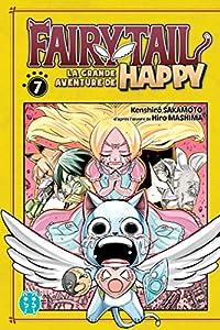 Fairy Tail - la Grande Aventure de Happy Edition simple Tome 7