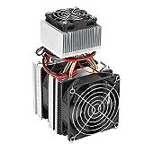 Módulo de Enfriador de Semiconductor Eléctrico Termoeléctrico Refrigerador con Ventilador Sistema de Refrigeración 12 V
