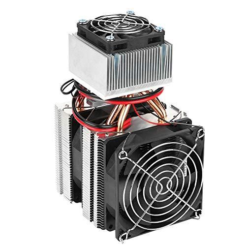 Thermo-elektrische koeler, halfgeleider koelapparaat Thermo-elektrische koeler DIY mini-koelkast