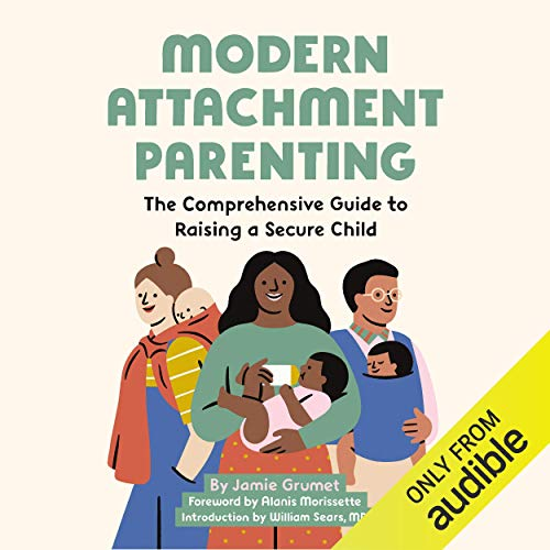 Modern Attachment Parenting cover art