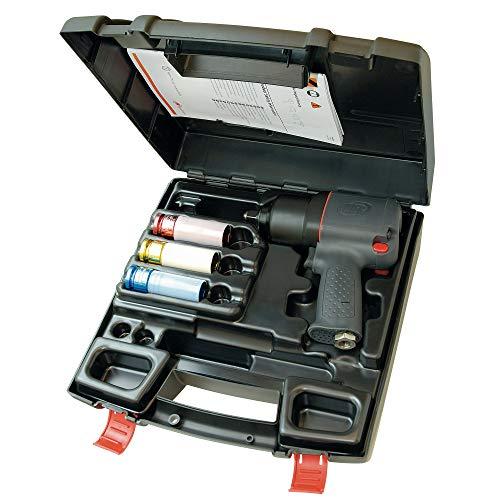 Ingersoll-Rand 16985301 2130XP Kit de Pistola de Impacto Pulgada, Set de 3 Bocas SK4ML3L, 1/2