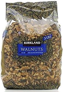 Kirkland Signature Nuts (Kirkland Walnuts, 3 Pounds)