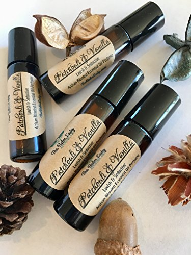 Top 10 Best patchouli essential oil roll on Reviews