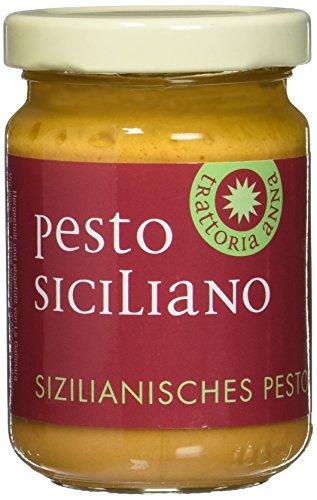 Trattoria Anna Pesto alla Siciliana, 1er Pack (1 x 130 g)
