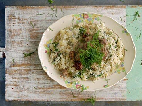 Pasta Pesto/Schwedische Fleischbällchen