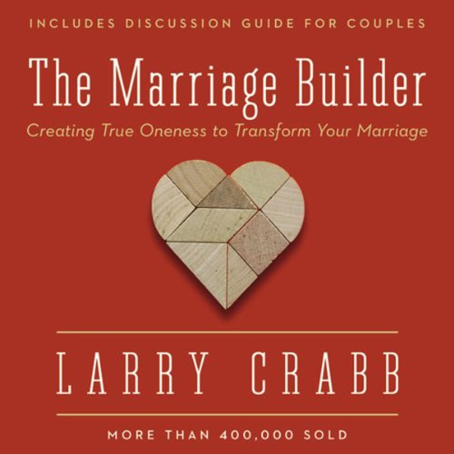 Marriage Builder audiobook cover art
