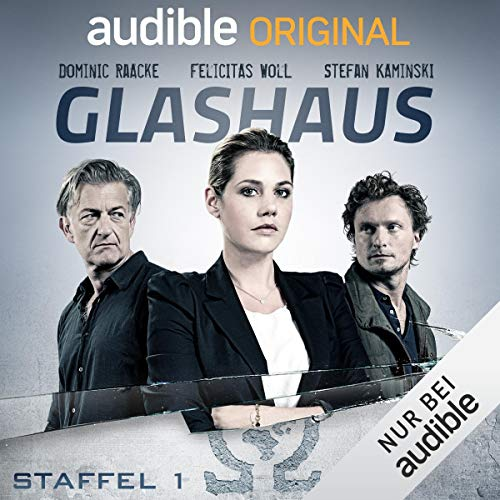 Glashaus: Die komplette 1. Staffel audiobook cover art