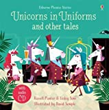 Unicorns In Uniforms And Other Tales (+ CD) (Usborne Phonetic Readers)