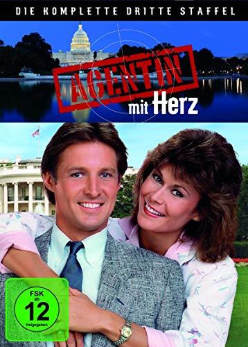 Agentin mit Herz - Die komplette dritte Staffel [5 DVDs]