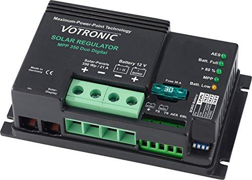 Votronic MPP 350 Duo 12V Solar Laderegler 350W 21A