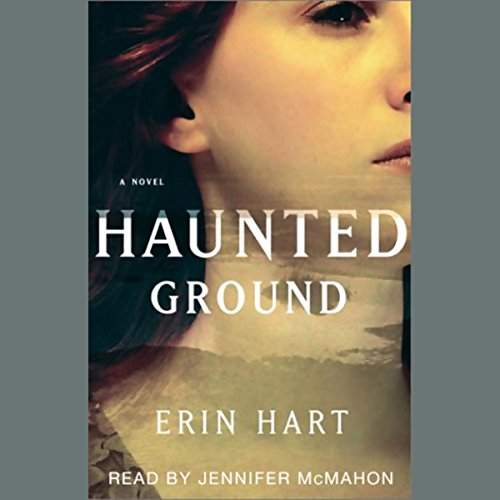 Haunted Ground audiobook cover art