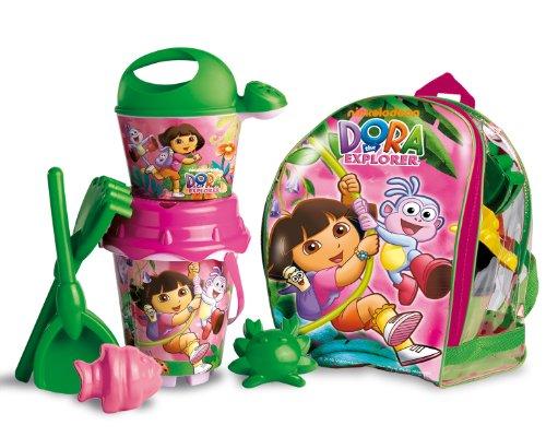 Unice Toys - Mochila Conjunto Playa Dora Regadera 25X19X30 16-23777