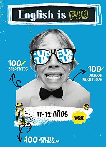 English is Fun / 11-12 años (Vox - Lengua Inglesa)
