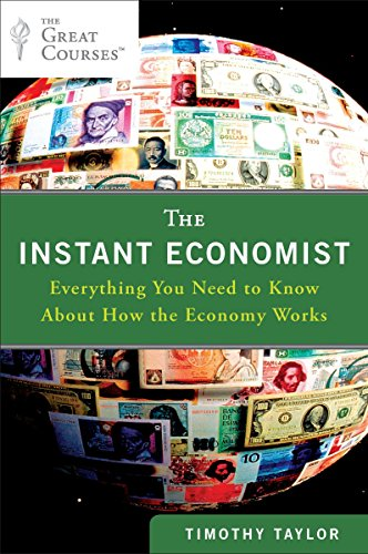 The Instant Economist: Everything You Need to Know About How the Economy Worksの詳細を見る