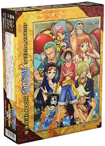 ONE PIECE - 500pcs Puzzle [Premonition of the great adventure!]