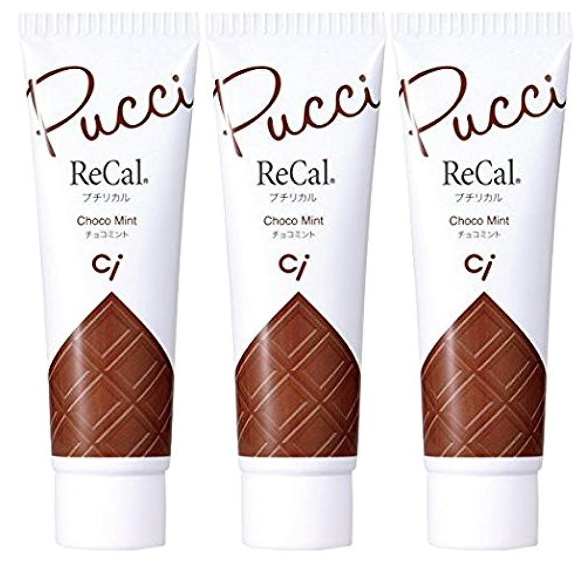 予測子引退する熟すプチリカル チョコミント 3本