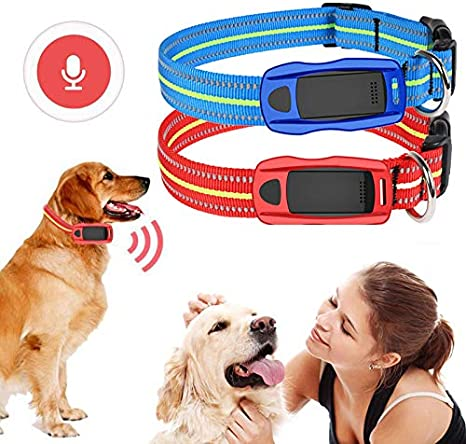 FUZHEN Pet Tracker,GPS Pet Tracker,Anti-Lost Dog Tracker Dog Tracker GPS Pet Collar,USB Charging Trackers Waterproof Tracking for Dogs and Cats