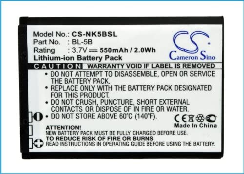 Replacement Battery for GPS Rapid rise Tracker GT102 TK102 half