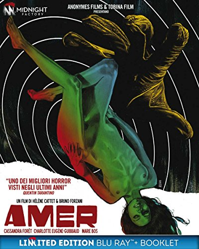Blu-Ray - Amer (Ltd) (Blu-Ray+Booklet) (1 Blu-ray)