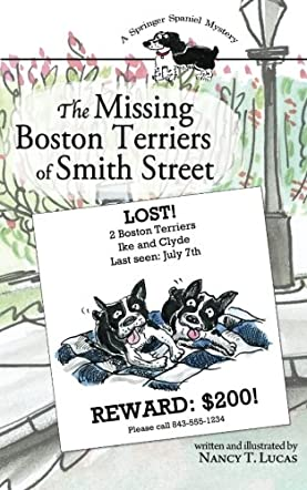 The Missing Boston Terriers of Smith Street