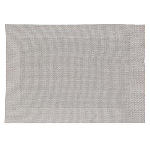 Set de Table Rect - 50 x 35 cm - Gris Clair