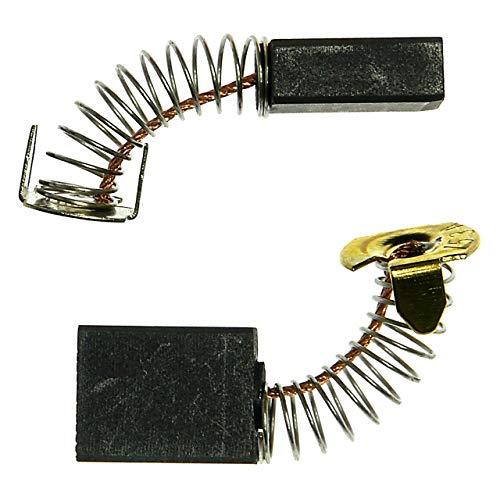 Kohlebürsten für Ferm Tischkreissäge FZT-250,FZT 250 E,FZT-250 EN,FZB-250/1500 FR-111