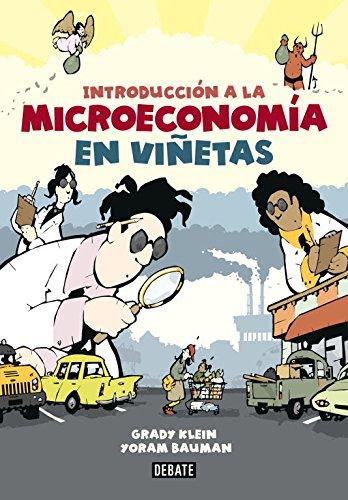 Introducción a la microeconomía en viñetas: 1