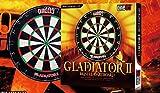 One80 Darts Gladiator II Bristle Dartboard Steeldartboard