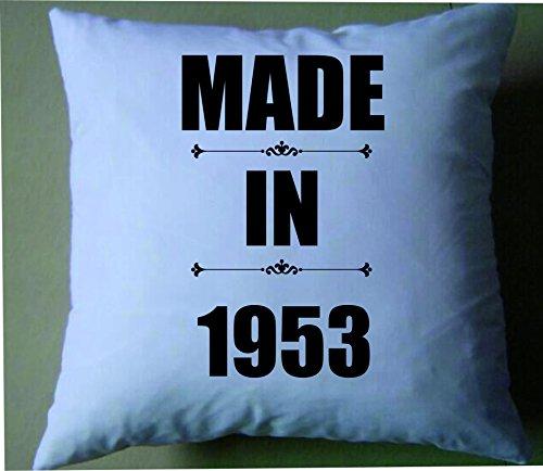 10544 Funda de cojín retro Shabby Chic 1953