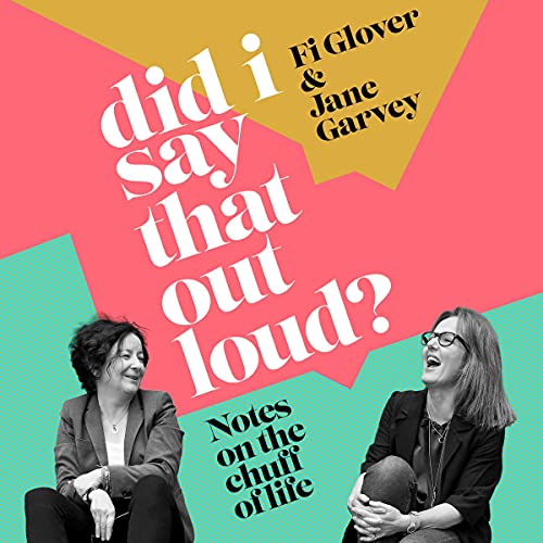 Did I Say That Out Loud? cover art