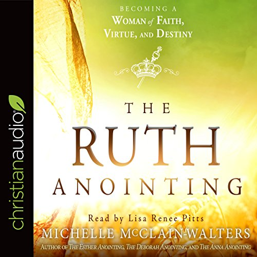 The Ruth Anointing audiobook cover art