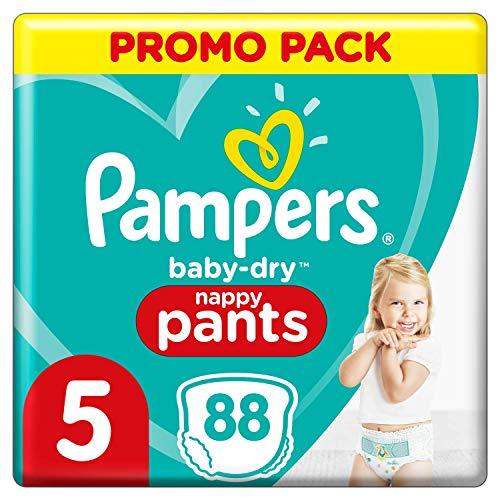 Pampers 81717471 Baby-Dry Pants windelhose, weiß