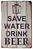 Wise Degree 20cmx30cm bar Poster Club Wand küche Kunst Cafe Garage büro Shop Pub Dekoration-Spare...