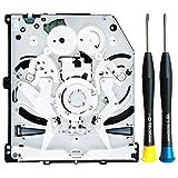 MMOBIEL Blue-Ray Laser Lens DVD Drive KEM-860PAA Reemplazo de la unidad de motor para PlayStation...