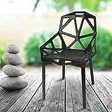 Sedia da esterno ergonomica, di design