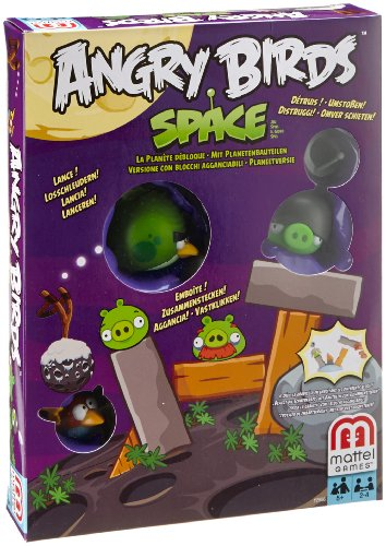 Angry Birds in Space Jeu