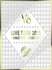 LIVE TOUR 2015 -SINCE 1995~FOREVER-(DVD4枚組)(初回生産限定盤A)