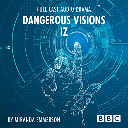 Dangerous Visions audiobook cover art