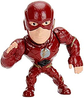 Miniatura Liga da Justiça Metalfigs DieCast 6cm The Flash M542