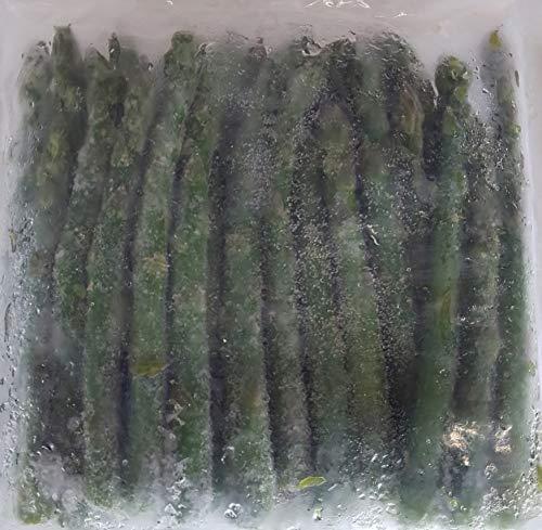ベジーマリア 冷凍 グリーンアスパラガス 400g×28P  加熱用 業務用