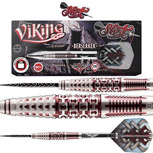 Shot! Dart Viking Berserker 90% Tungsten 23g Steeldart