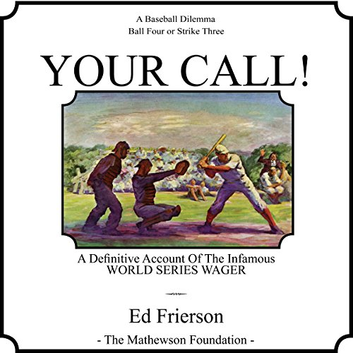 Your Call! audiobook cover art